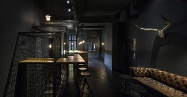 Coven Bar Berlin, Architekt: Thilo Reich