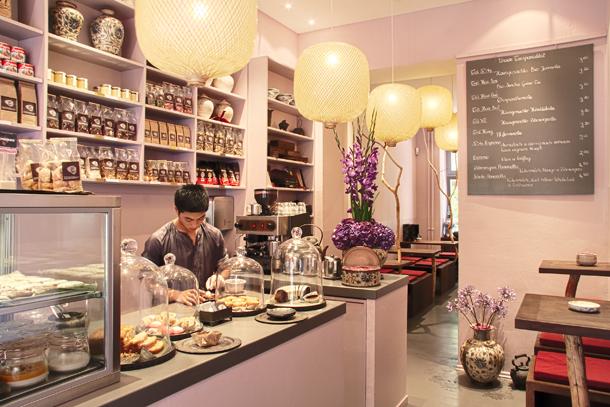 Si An Restaurant & Trà Café 2