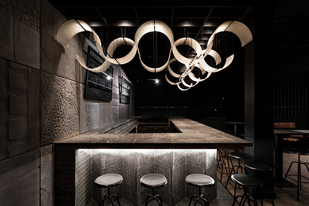 Berln Bar Moscow Thilo Reich Architectural Design 10