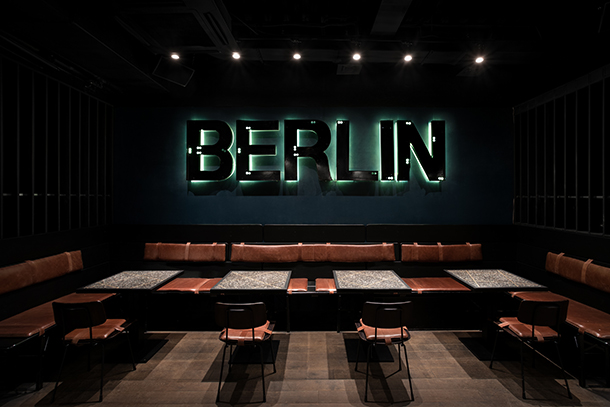 Berln Bar Moscow Thilo Reich Architectural Design 6